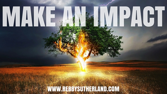 make an impact rebby sutherland